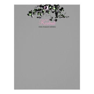 311-Ravishing Rose Letterhead