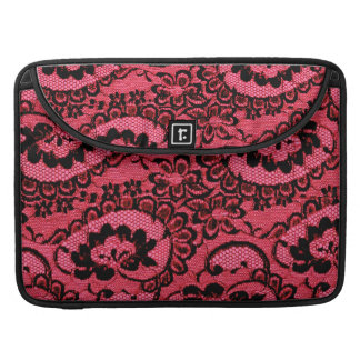 311 Red Lace MacBook Pro Sleeve