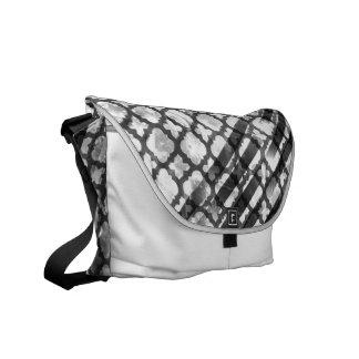 311 Retro Clover Courier Bag