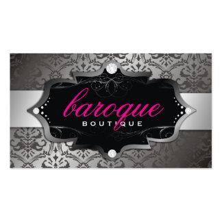 311 rosas fuertes barrocas del boutique tarjetas de visita