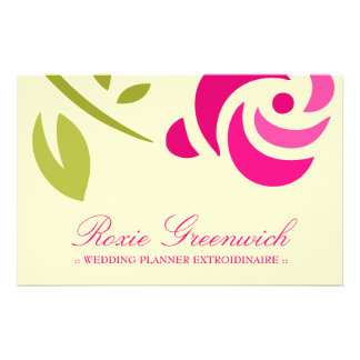 311 Rose Pink Extroidinaire Flyer
