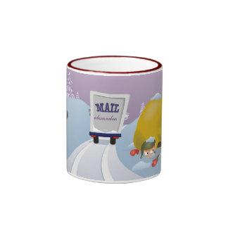 311-Santa Mail at the North Pole - Elf Ringer Coffee Mug