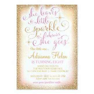 311 She Leaves a Little Sparkle Wherever She Goes Card