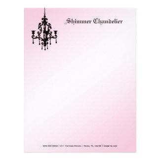311-Shimmer Chandelier Pink 2 Letterhead