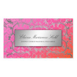 311 Silver Divine Dreamsicle Double-Sided Standard Business Cards (Pack Of 100)