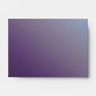 311-Silver Divine Hydrangea Envelope 4x6