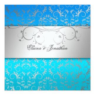 311-Silver Divine Tropical Fade No Crown Card