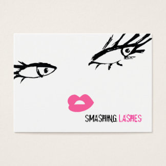 311 Smashing Lashes Chubby B Card