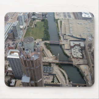 311 South Wacker Drive, Chicago Mouse Pad