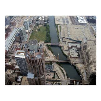 311 South Wacker Drive, Chicago Postcard