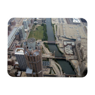 311 South Wacker Drive Chicago Magnet