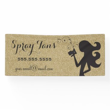 Professional Business 311 Spray Tan Banner