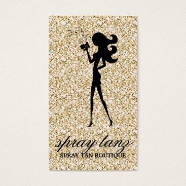 Professional Business 311 Spray Tan Fashionista Loyalty Cards