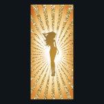 "311 Sunburst Spray Tan Rack Card<br><div class=""desc"">Design by Jill McAmis &#169;&#160;2015</div>"
