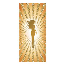311 Sunburst Spray Tan Rack Card