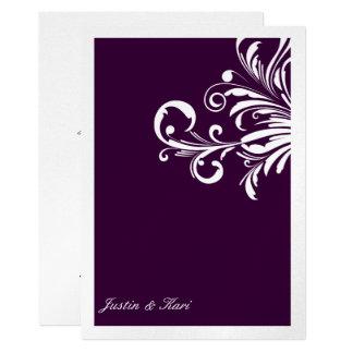 311-Swanky Swirls_Eggplant Metallic Card