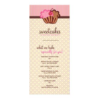 311 Sweet Cakes Cupcake Rack Card