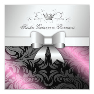 311-Sweet Molasses   Bow Sweet 16 Card