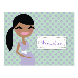 311-Sweet Mommy Appointment Card Postcard