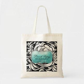311-The Lavish Topaz Canvas Bags