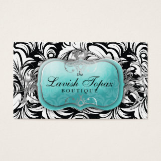 311 The Lavish Topaz Business Card