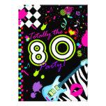 311-Totally el fiesta de los años 80 - guitarra de