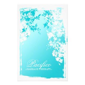 """311-Tranquil Blue Garden Fade 5.5"""" X 8.5"""" Flyer"""
