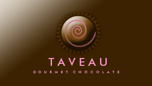 Chocolate candy business cards templates zazzle 311 upscale gourmet chocolate business card colourmoves