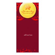 311 Warm Spa Delight Rack Card
