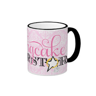 311 Wedding Cake Superstar aka The Bride ™ Pending Ringer Coffee Mug