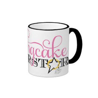 311 Wedding Cake Superstar(™ Pending0 aka TheBride Ringer Coffee Mug