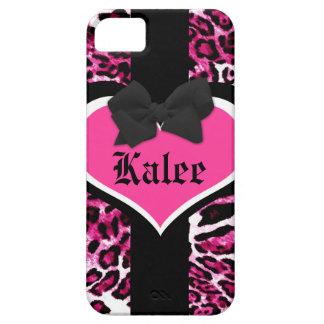 311 Wild at Heart Berry Flirt Hot Pink iPhone SE/5/5s Case