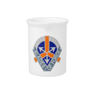 311th Aviation Battalion - Blades Of Force Pitcher