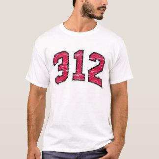 312 (Area Code) T-shirt