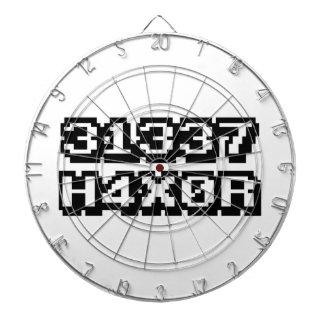31337 H4X0R DARTBOARD