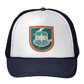 313th Military Intelligence Battalion flash Trucker Hat