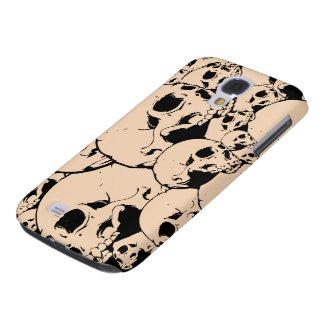 314 Skulls Samsung S4 Case