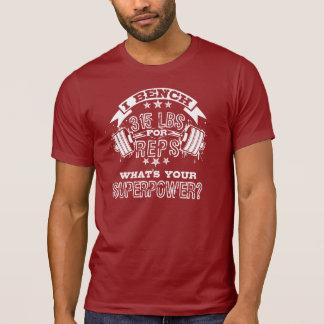 """""""315 para la camiseta del cuello barco de la ropa playera"""