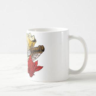 315 Tattoo Skull Coffee Mug