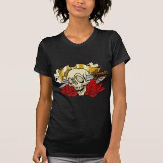 315 Tattoo Skull T-Shirt