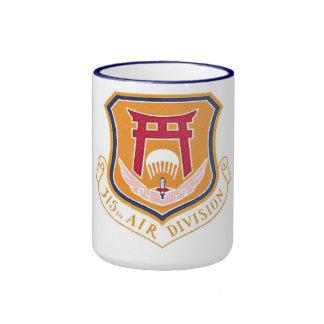 315th Air Division Tachikawa Air Base Japan Coffee Mugs