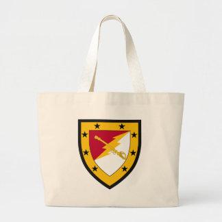 316th Cavalry Brigade Large Tote Bag