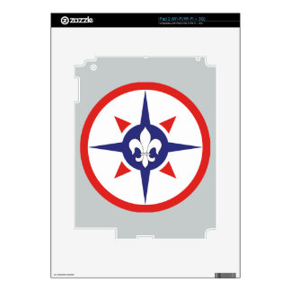 316th Sustainment Command Skin For iPad 2
