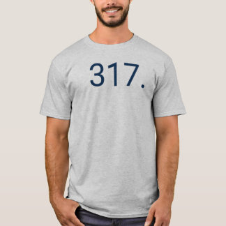 317. Indianapolis T-Shirt