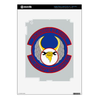 317th Aircraft Maintenance Squadron Decals For iPad 3