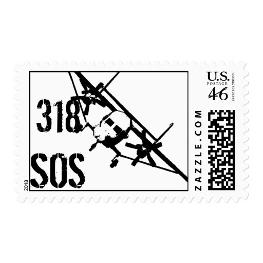 318 SOS Stamps