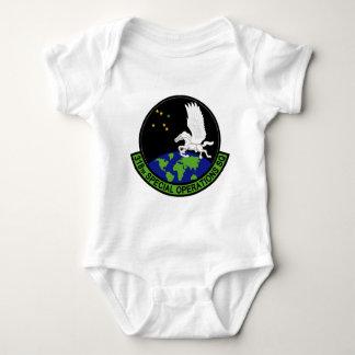 318o Escuadrilla de las operaciones especiales Body Para Bebé