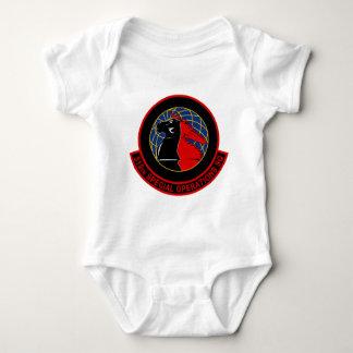 319o Escuadrilla de las operaciones especiales Body Para Bebé
