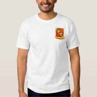 319th Field Artillery Crest T Shirt