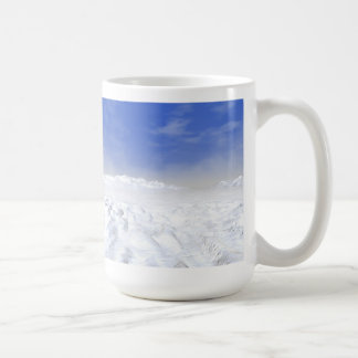 #31-02: Snow Field. Mug